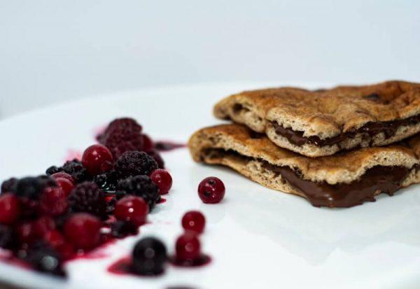 composizione panchocc fit con cioccolato
